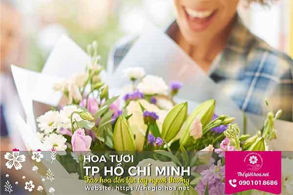 Hoa tươi Hồ Chí Minh