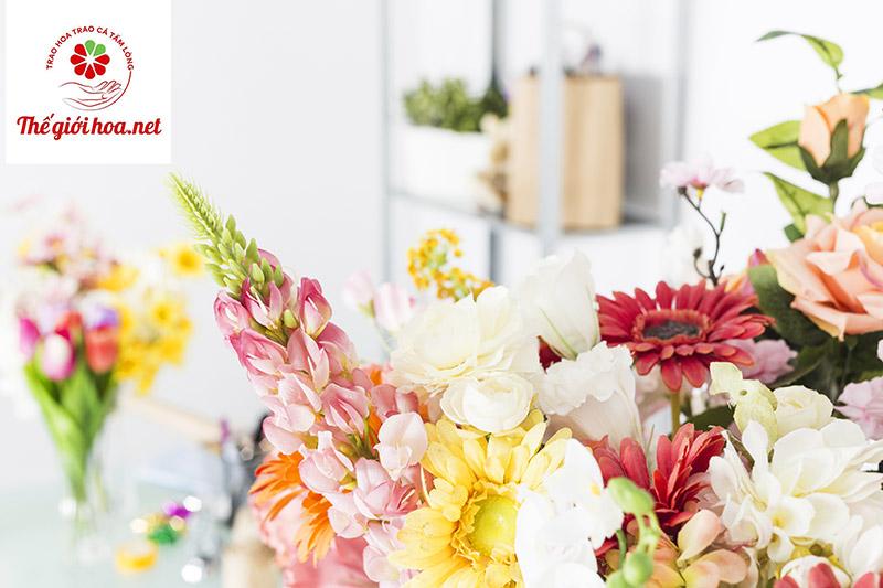 Shop hoa tuoi Cần Thơ