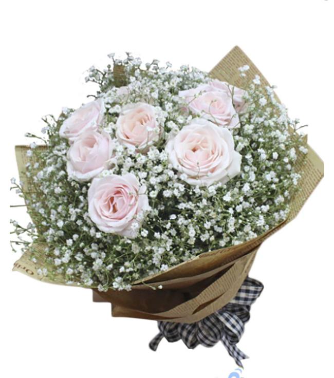 Các mẫu bó hoa đẹp