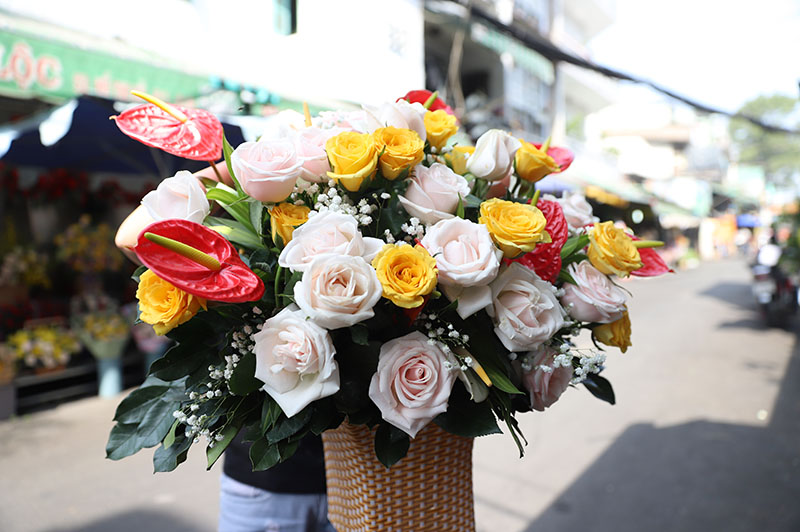 Hoa Valentine 3 3