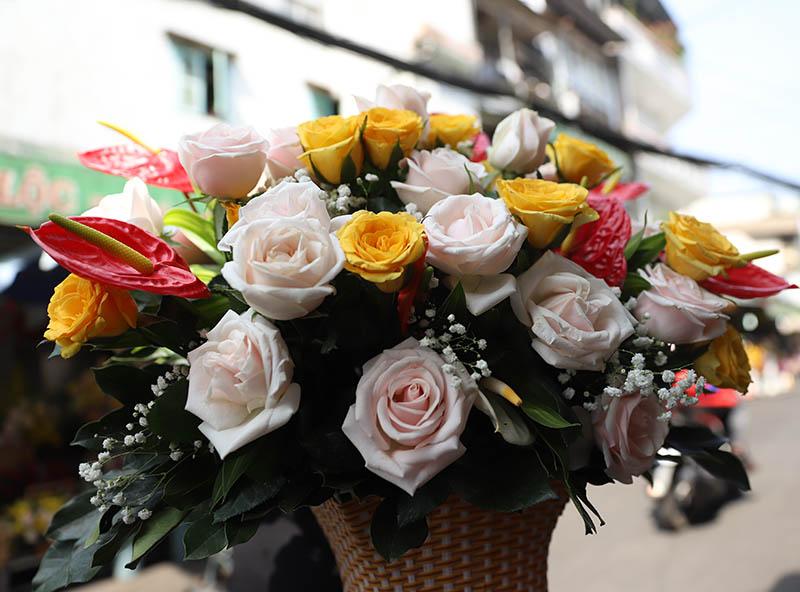 Hoa Valentine 3 4