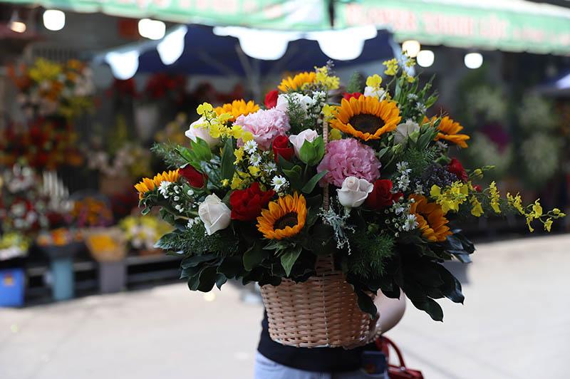 Hoa Valentine 4-1