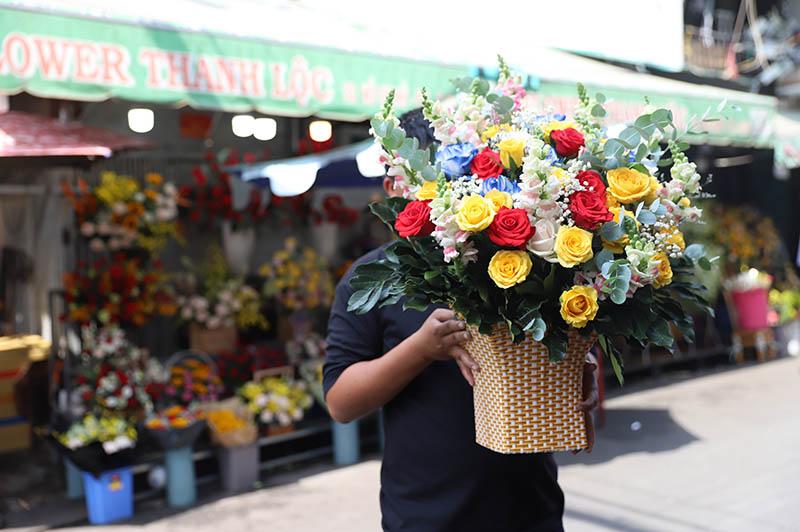 Hoa Valentine 5 - 1