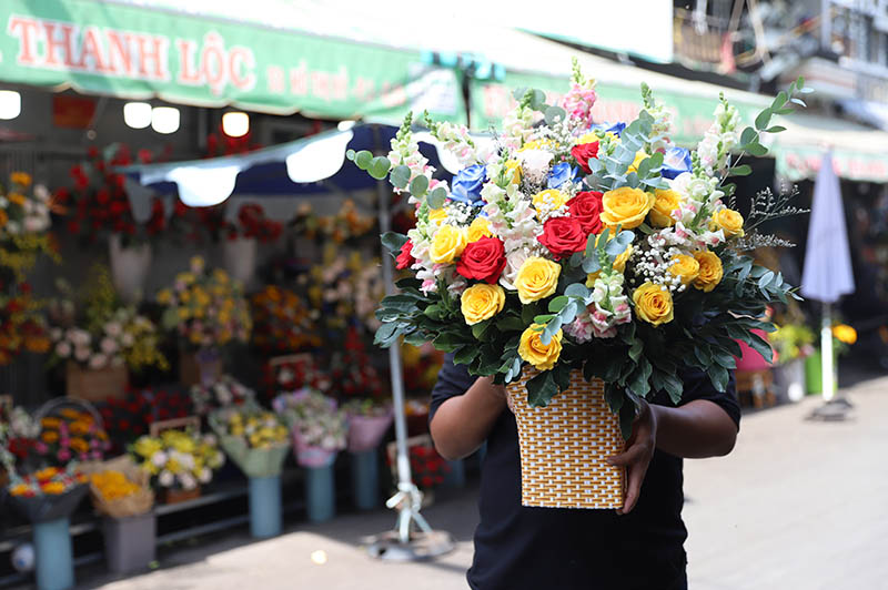 Hoa Valentine 5 - 2