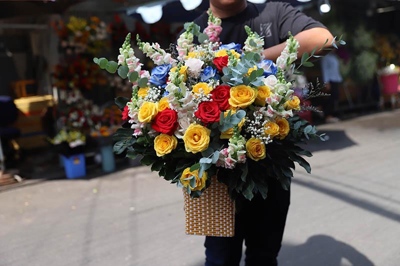 Hoa Valentine 5 - 3