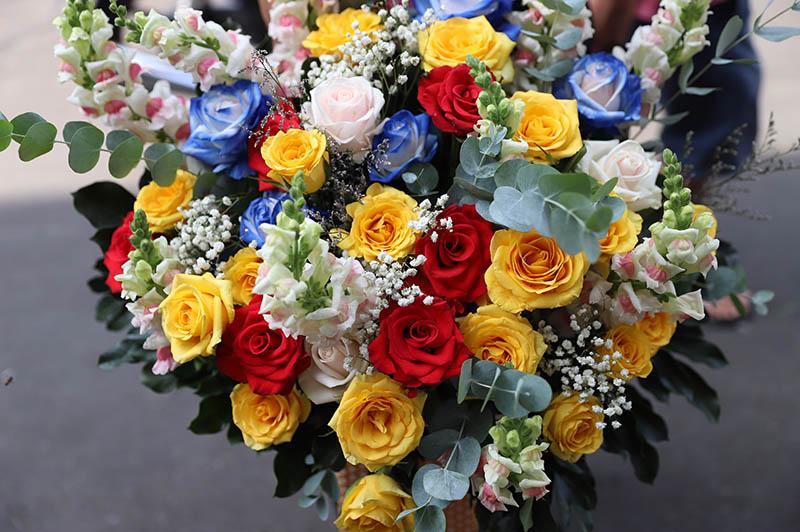 Hoa Valentine 5 - 5