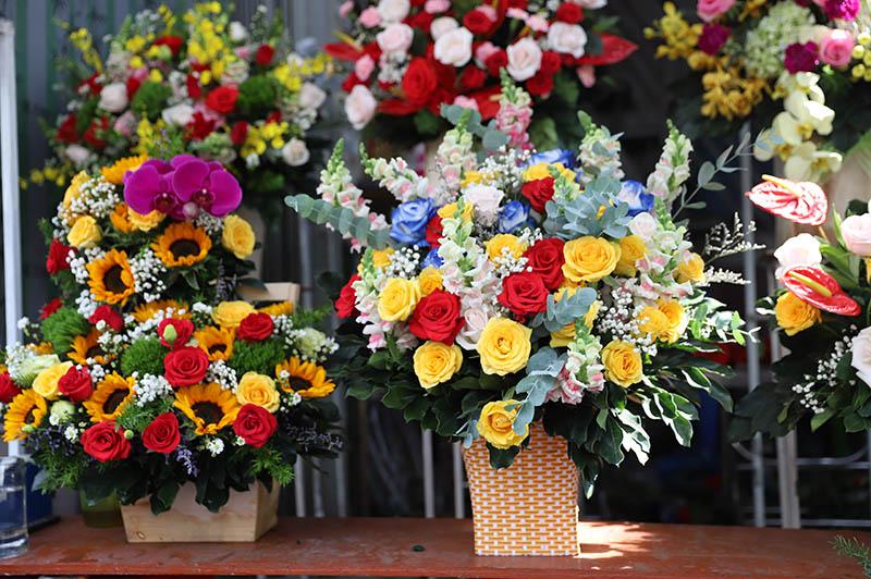 Hoa Valentine 5 - 6