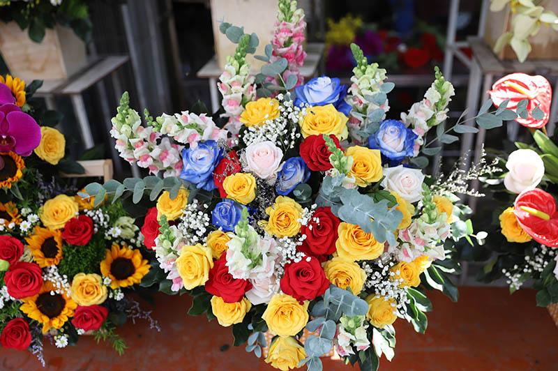 Hoa Valentine 5 - 7