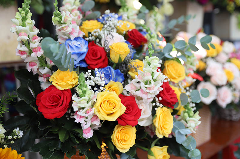 Hoa Valentine 5 - 8