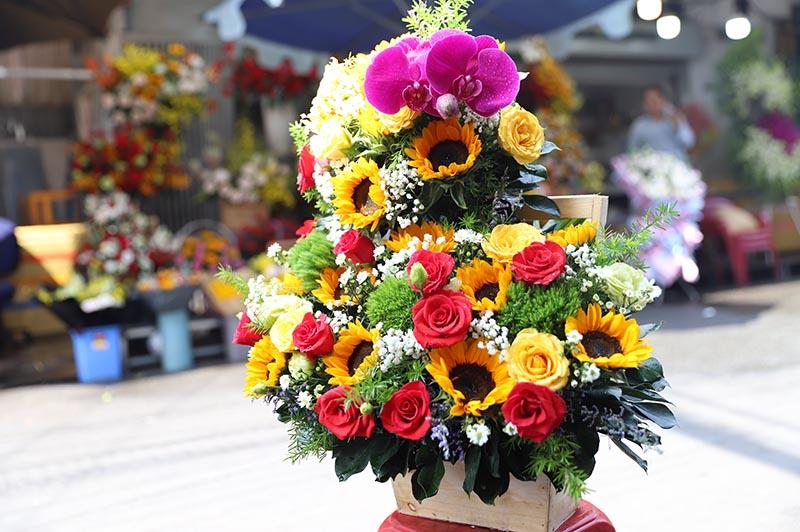 Hoa Valentine 6 - 8
