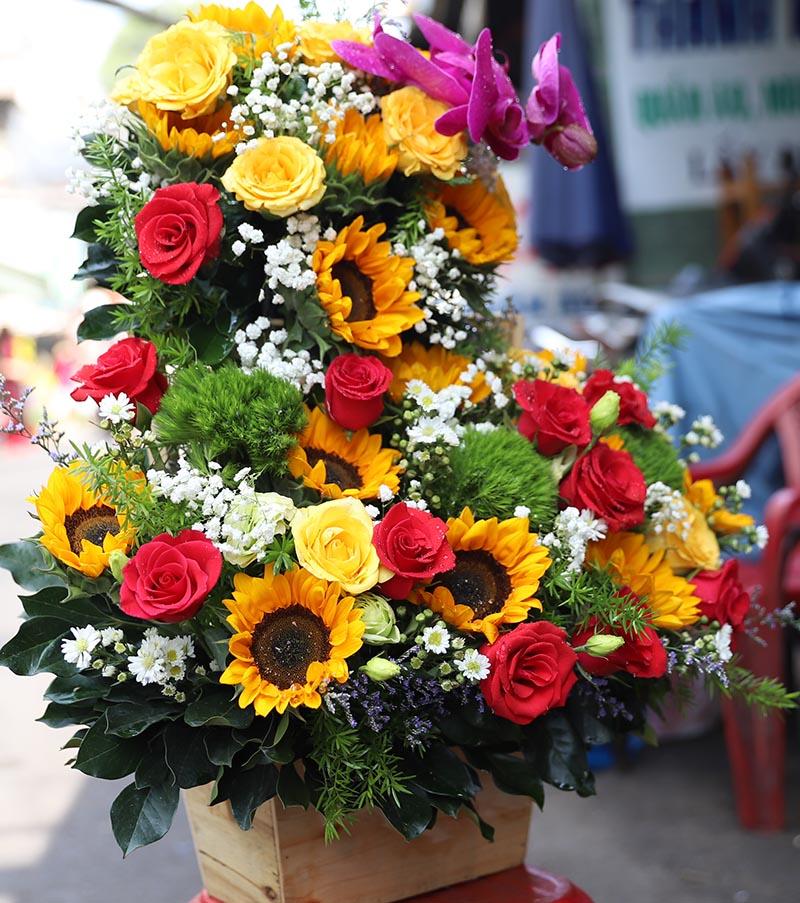Hoa Valentine 6 - 1