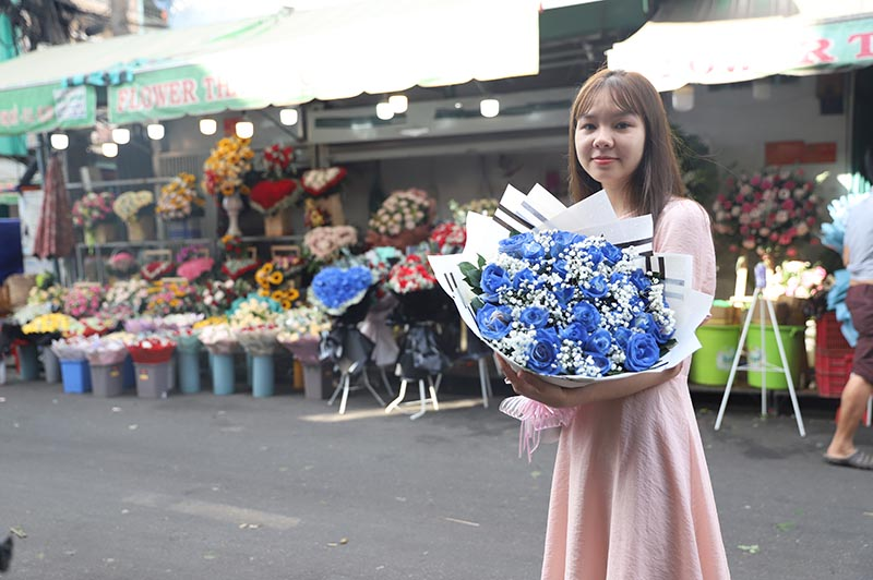 Hoa Valentine 136 3