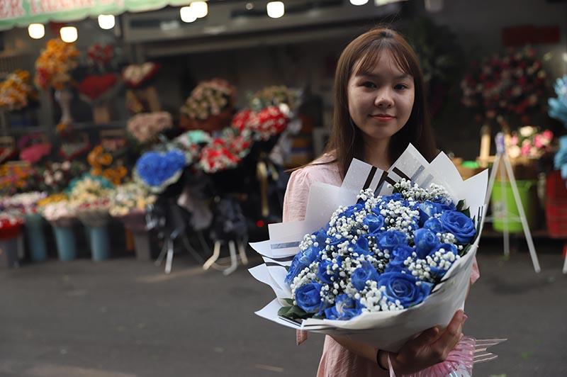Hoa Valentine 13 6