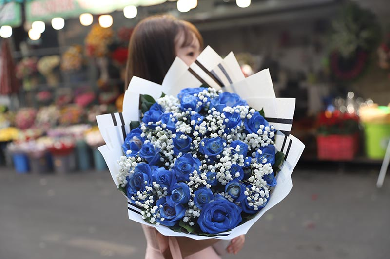 Hoa Valentine 13 9