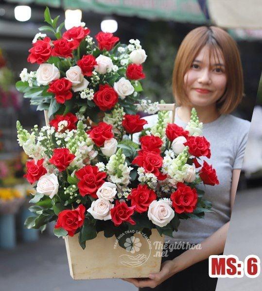 Hoa 8 tháng 3 - Muôn màu cuộc sống MS6