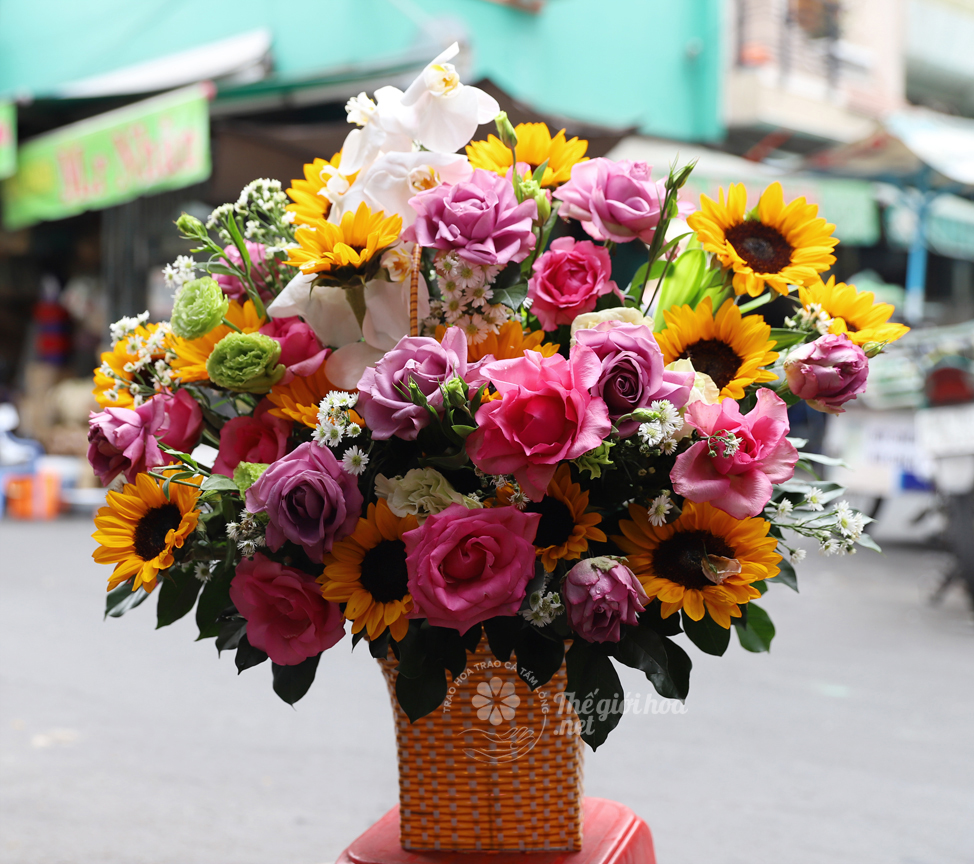 hoa sinh nhat yeu thuong dong day 3