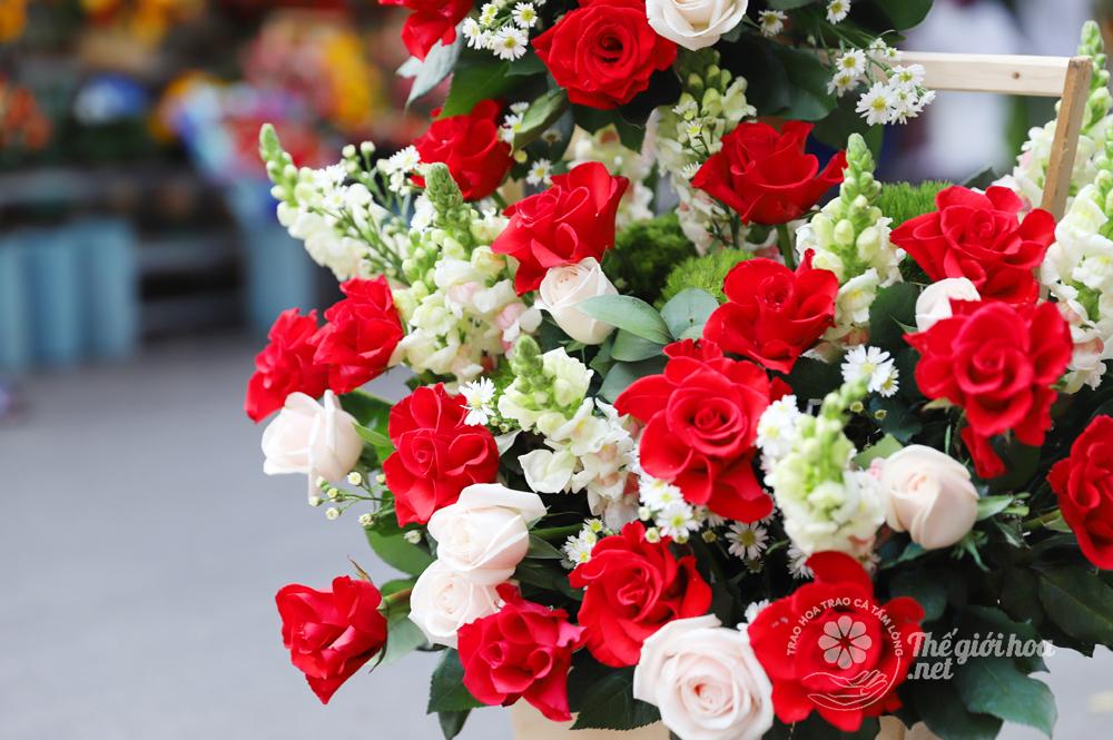 hoa đẹp sinh nhật