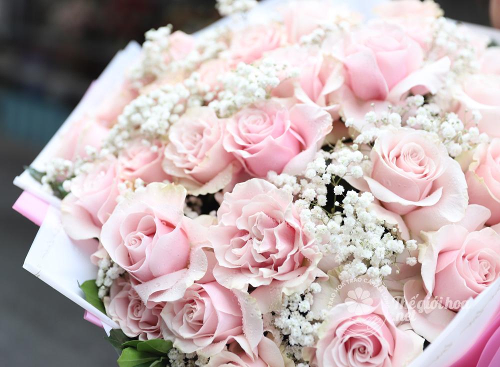bó hoa sinh nhật tặng người yêu