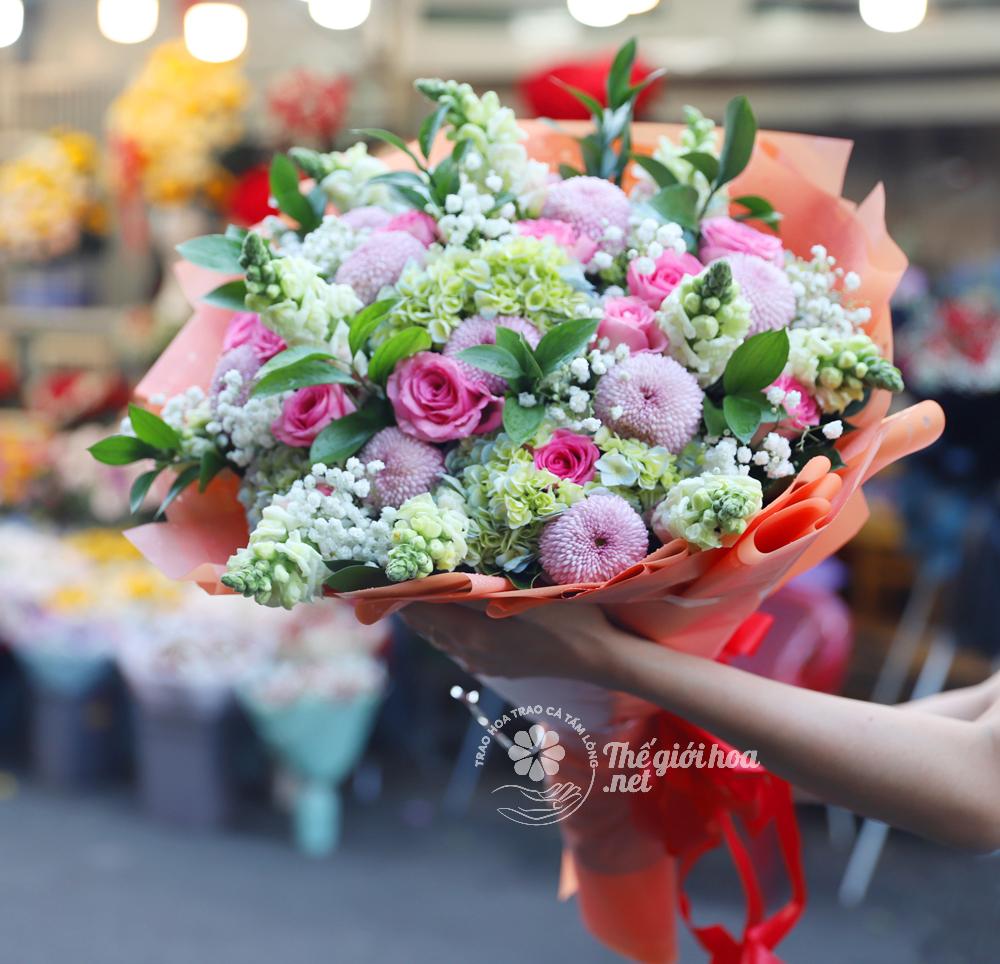 mẫu hoa sinh nhật đẹp