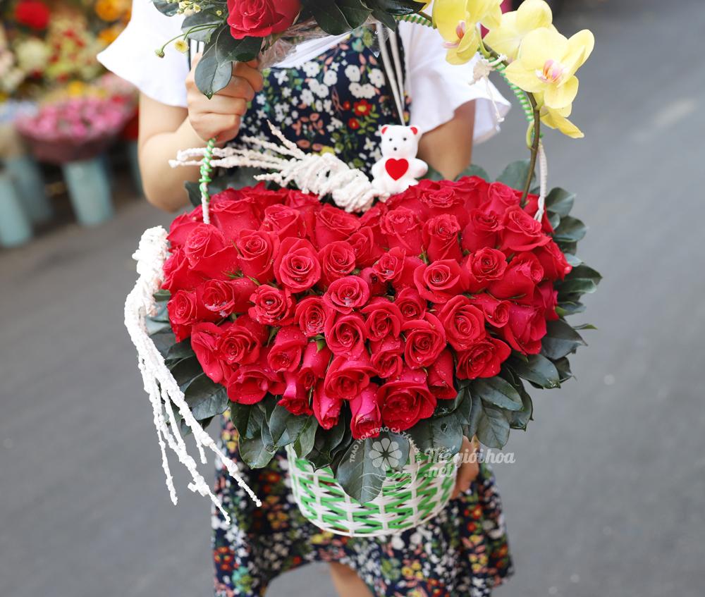 hoa sinh nhật kỹ niệm