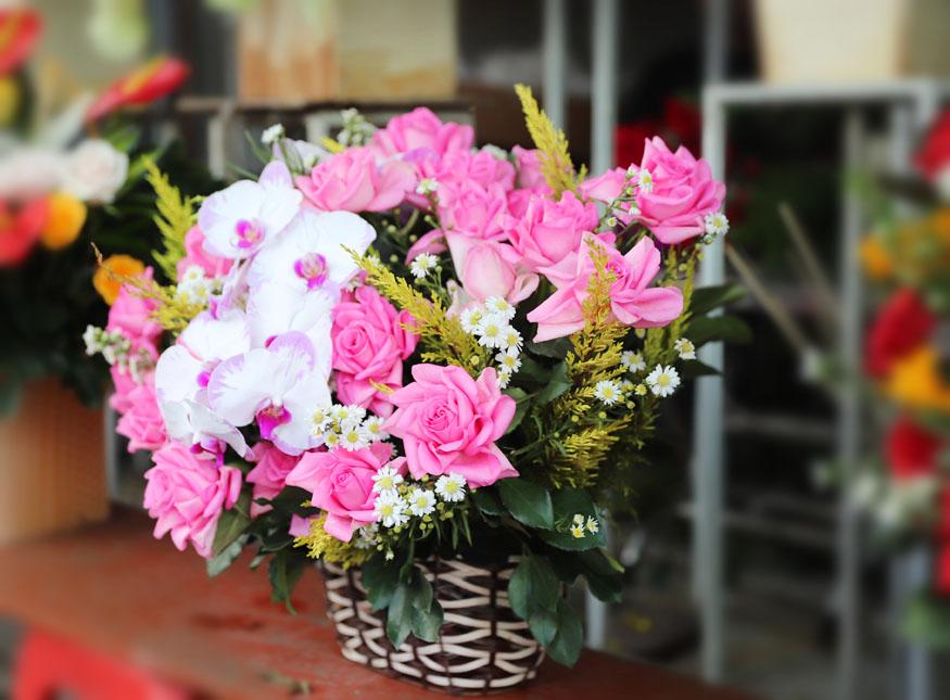 hoa sinh nhật hè thu 4