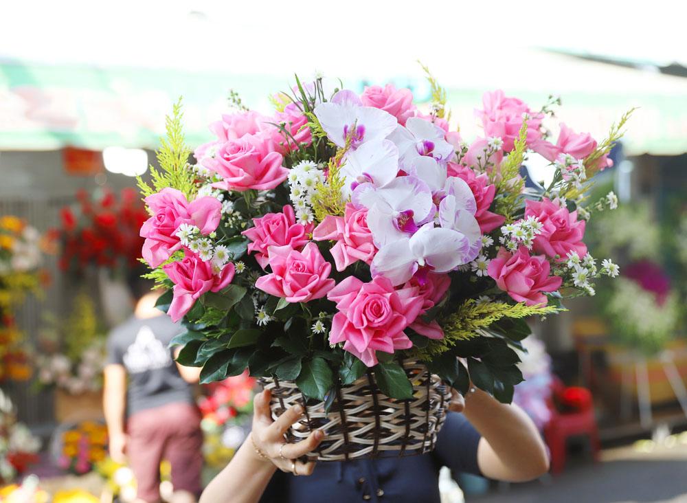 hoa sinh nhật hè thu