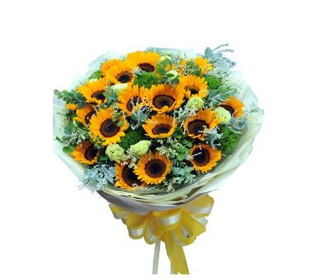 hoa hướng dương tặng tốt nghiệp