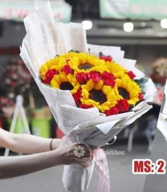 Hoa 20 tháng 10 - Lạc quan MS2
