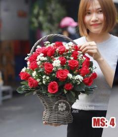 Hoa 20 tháng 10 - Ngày tuyệt vời MS4