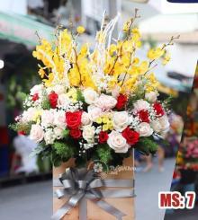 Hoa 20 tháng 10 - Cánh hồng yêu MS7