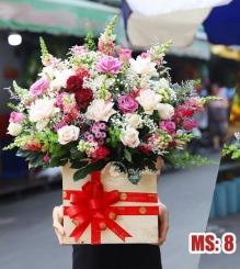 Hoa 20 tháng 10 - Tràn đầy sức sống MS8