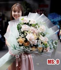 Hoa 20 tháng 10 - Xinh đẹp MS9
