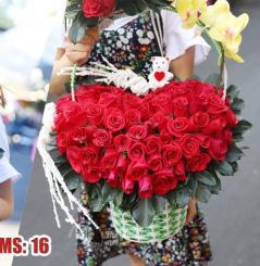 Hoa 20 tháng 10 - Memory of love MS 16