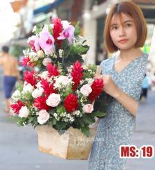 Hoa 20 tháng 10 - Ngàn lời yêu thương MS19