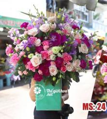 Hoa 20 tháng 10 - Happy day MS24