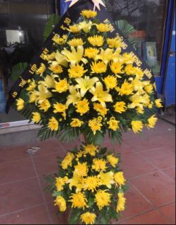 Hoa tang lễ về với cội nguồn