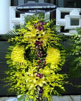 Hoa tang lễ tưởng nhớ