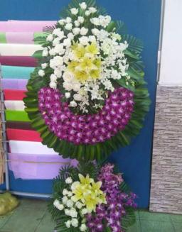 Hoa tang lễ đồng kính viếng