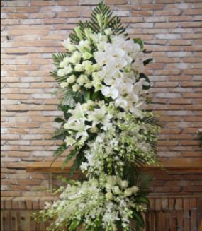 Hoa tang lễ thành kính phân ưu