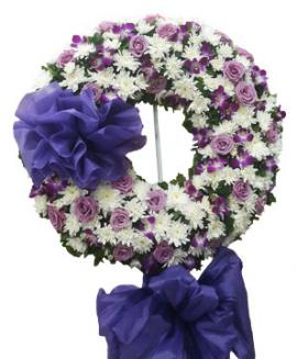 Vòng hoa tang lễ cõi vĩnh hằng