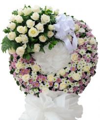 Vòng hoa tang kính dâng