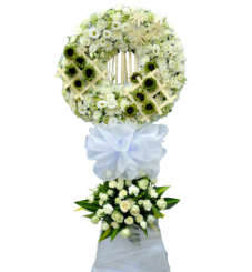 Tràng hoa tang lễ mãi nhớ
