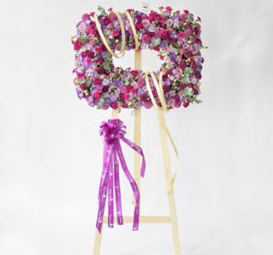 Hoa tang lễ tiếc thương vô cùng