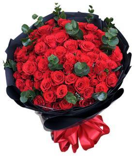 Full love tình yêu vĩnh cữu - 99 hoa hồng đỏ