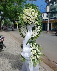 Tràng hoa tang - Thành tâm chia buồn