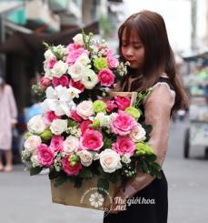 Hoa 20 tháng 10 - Tình yêu