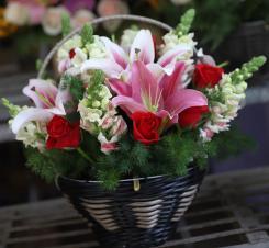 Hoa Valentine 9