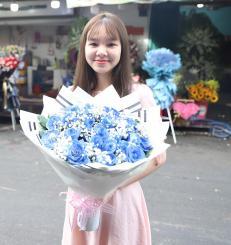 Hoa Valentine 13