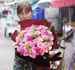 Hoa Valentine 15