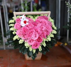 Hoa Valentine 16